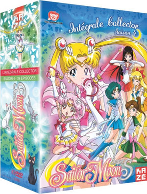 Sailor Moon Super S Série TV animée