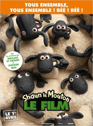 Shaun le mouton Film