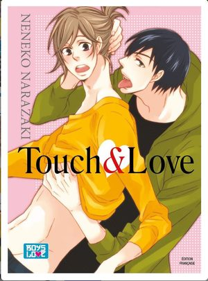Touch & Love Manga