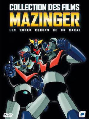 Collection des films Mazinger Z