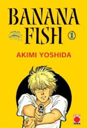 Banana Fish Manga