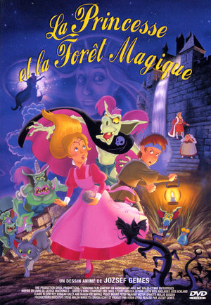 La Princesse et la forêt magique