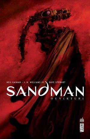 Sandman - Ouverture Artbook
