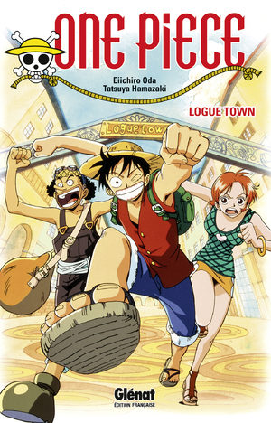 One Piece - Logue Town