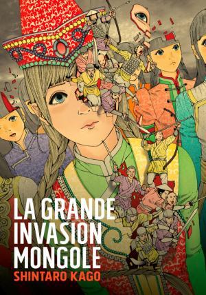 La grande invasion mongole Manga