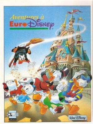 Aventures à Euro Disney