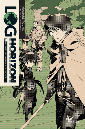 Log Horizon Série TV animée
