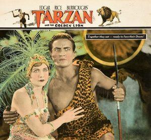 Tarzan et le Lion d'or