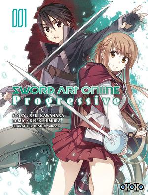 Sword Art Online - Progressive Manga