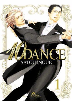10 dance Manga