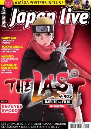Japan live Magazine
