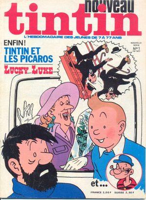 Tintin : Journal Des Jeunes De 7 A 77 Ans