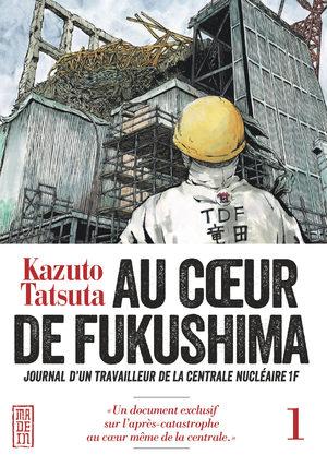 Au coeur de Fukushima Manga