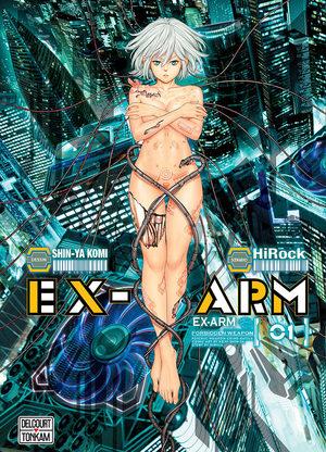 EX-ARM Manga