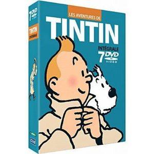 Les aventures de tintin - Intégrale