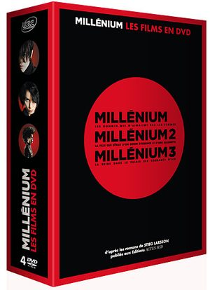 Millénium - Trilogie