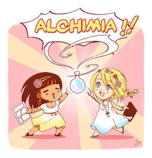 Alchimia Global manga