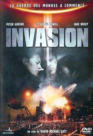 Invasion Manga