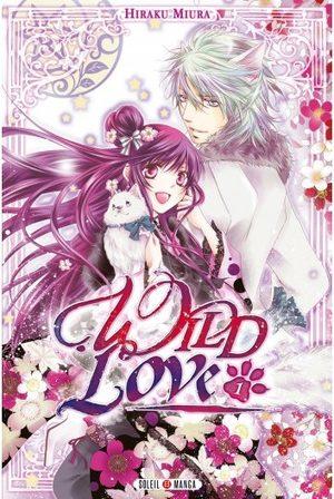Wild love Manga