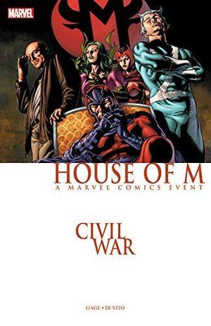 Civil War - House of M