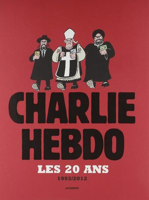 Charlie Hebdo - les 20 ans