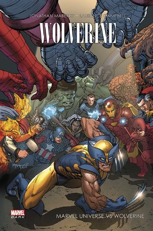 Wolverine - Marvel Universe Vs Wolverine