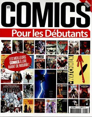 Les comics - Pour les débutants