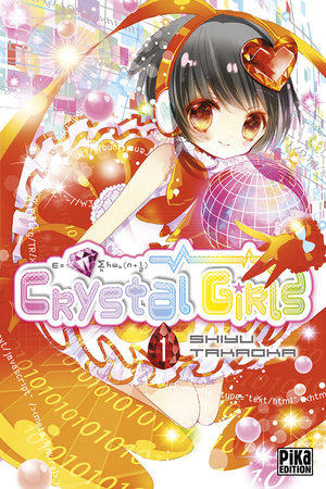 Crystal girls Manga