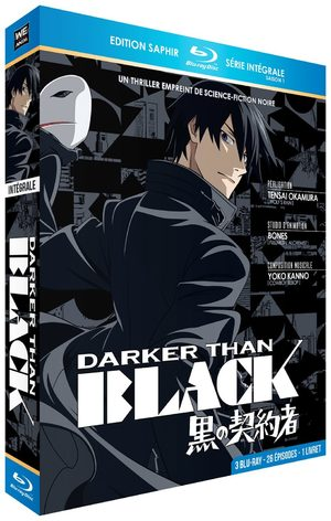 Darker than Black Série TV animée
