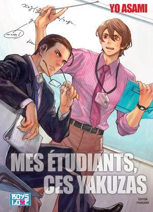 Mes étudiants, ces Yakuzas Manga