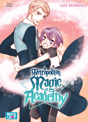 Metropolitan Magic Academy Manga