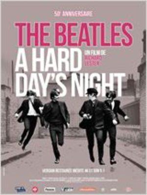 A Hard Day's night (Quatre garçons dans le vent)