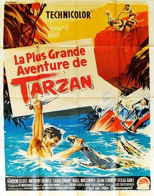La Plus grande aventure de Tarzan