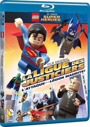 LEGO DC Comics Super Héros : La Ligue des Justiciers - L'attaque de la Légion Maudite Film