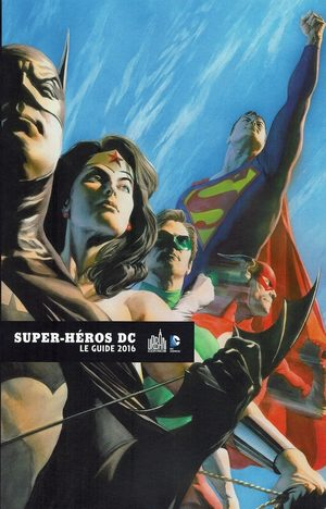 Super-Héros DC le guide