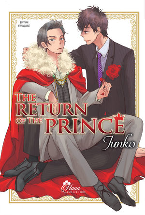 The return of the prince Manga