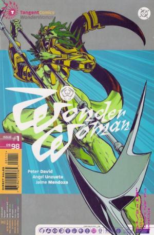 Tangent Comics / Wonder Woman