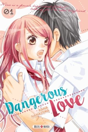 Dangerous love Manga