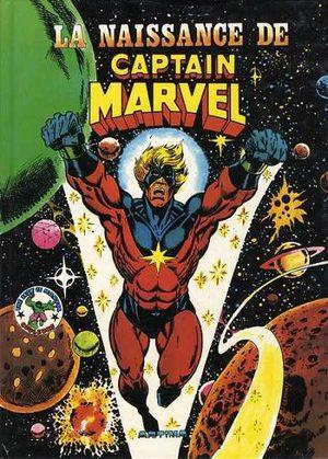 La naissance de Captain Marvel