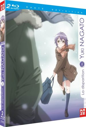 La disparition de Nagato Yuki