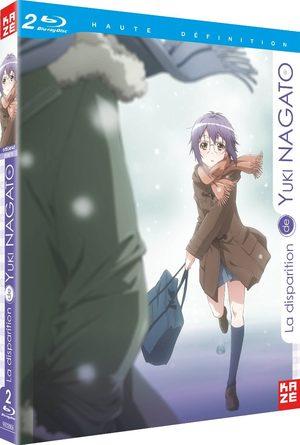 La disparition de Nagato Yuki Série TV animée