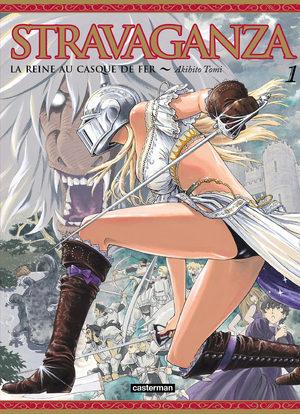 Stravaganza - La Reine au Casque de Fer Manga