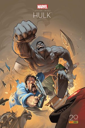 Hulk - Gris