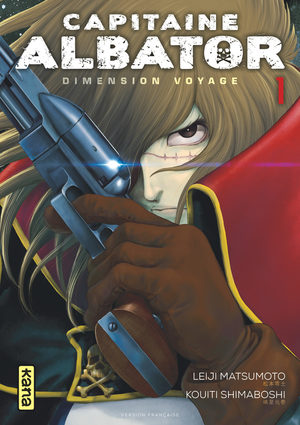 Capitaine Albator : Dimension voyage