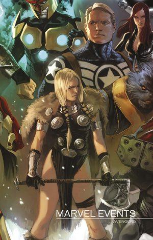 Marvel Events - Avengers