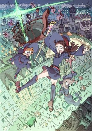 Little Witch Academia: The Enchanted Parade (OAV)