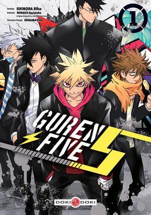 Guren Five Manga