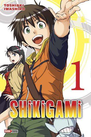 Shikigami Manga