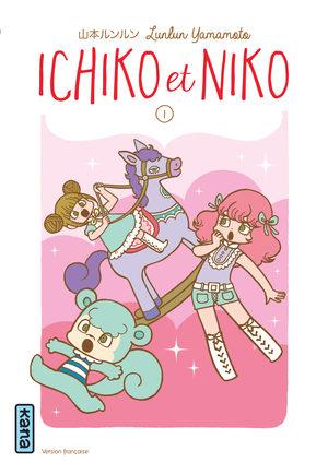 Ichiko et Niko Manga