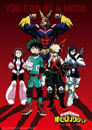 My Hero Academia Film